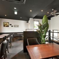 CARI cafe - 2階席 ランチ会などにも人気のお席です