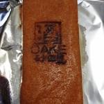 砂田屋 - 料理写真:酒ケーキ