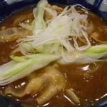 そじ坊 - 料理写真:カレー南蛮そば