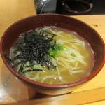 こくりこ - 鳥麺