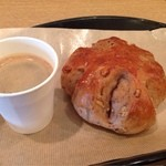 石窯パン工房 Bon Pana - 無料のコーヒーと