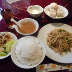 三國志 - 青椒肉絲¥600