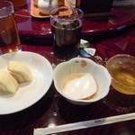 三國志 - デザート3種