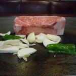 ステーキしのだ - お肉&野菜