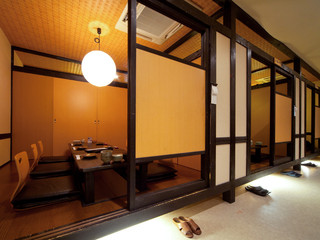 海鮮長州 - 堀ごたつの個室