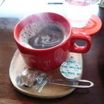 マンチーズ - ホットコーヒー