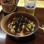居酒屋みちのく - 料理写真:ニラ玉