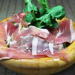 イタリアン厨房 マデーニ - 超贅沢!パルマ産生ハムのサラダ