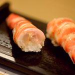 小笹寿し - 車蝦(くるまえび)
