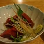 三楽 - 鮪お刺身