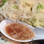 ラーメン大 - スープ