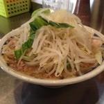 ラーメン大 - (大)野菜多め
