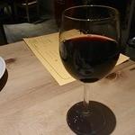 武蔵野カンプス - グラスワイン