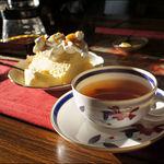 カフェ和田城 - 料理写真: