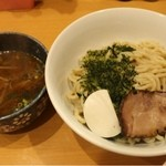 麺屋 すずらん - #354 @シークレットメニュー第2段・辛つけ麺(麺200g)850円