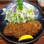 福いち - 料理写真:ヒレカツ