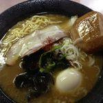 風雲児醤 - 【醤油らー麺…600円】♫2013/11