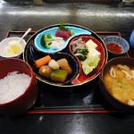 土井親方のこだわり料理 縁 - 旬菜ランチ