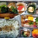 川畑 - 【2010年5月】こちらのお弁当は2,000円バージョン