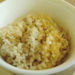 たね・かふぇ - 玄米