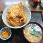 藤よし - 穴子天丼