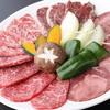 炭火焼肉&韓国家庭料理 故郷 - 料理写真:料理