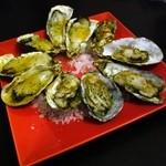 23072455 - 焼き牡蠣のガーリックオイル&牡蠣のバターソテー