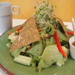 レインボー・ローフード - 大皿サラダ