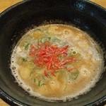 台風ギャング - 海老つけ麺(200g)のつけ汁