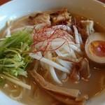 らー麺藤平 - 期間限定 鶏白湯ラーメン