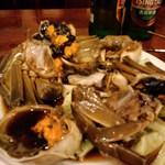 23077048 - 上海蟹の紹興酒漬け@2,350