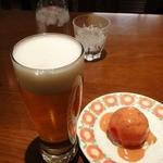 23077484 - ドラフトビール スーパードライ ¥530
