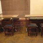 南蛮食堂 - テーブル席