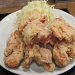 南蛮食堂 - 和風鶏から揚