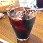 珈琲元年 - 【2013年7月 再訪問】たっぷりアイスコーヒー