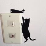 23081677 - 猫のスイッチ(可愛い)