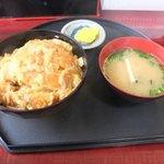 でん助 - 料理写真:カツ丼