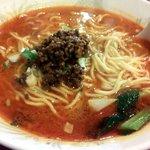 天富園 - 坦々麺