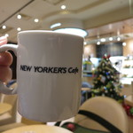 NEW YORKER'S Cafe - Caffe Latte Medium(330円)