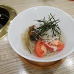 うしすけ - 冷麺
