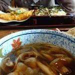 甚五郎 - 肉汁せいろの汁アップ(ま、ふつうかな)