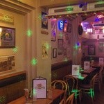The 59's Sports Bar & Diner - 光の演出