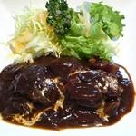 レストラン 中台 - 飯村牛ビーフシチュー