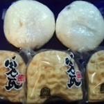 タバタヤ菓子舗 - 鬼瓦最中とお饅頭です