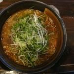 麺's room 神虎 - 黒虎+ネギ