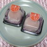 菓房 たこうや - 料理写真:冬限定「苺いちへ」苺大福230円