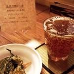23089150 - 地ビール(小)+お通し