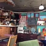 23089590 - 今まで行ったカフェの中でも1番好きな雰囲気