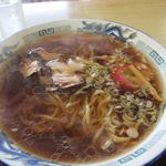 小川屋 - 料理写真:しょうゆラーメン