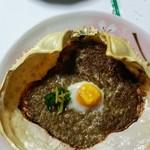 山村 - 蟹味噌甲羅焼き